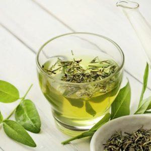 Propiedades del té verde y del té rojo
