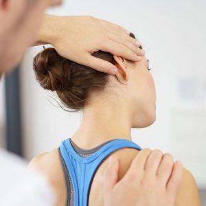 Consejos para el cuidado del latigazo cervical